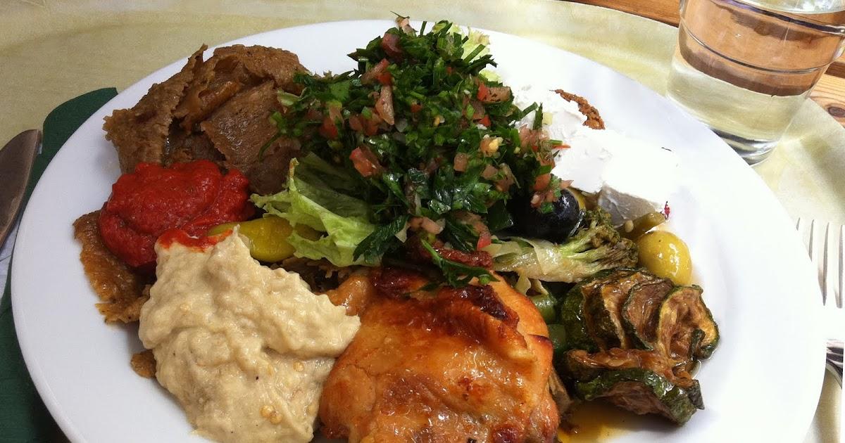 libanesisk mat malmö