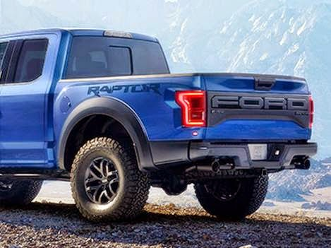 2017 Ford F-150 Engine Twin Turbo