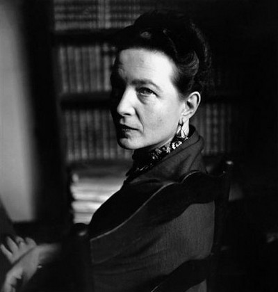 CARTAS EN LA NOCHE.- Carta de Alicia Dujovne Ortiz a Simone de Beauvoir