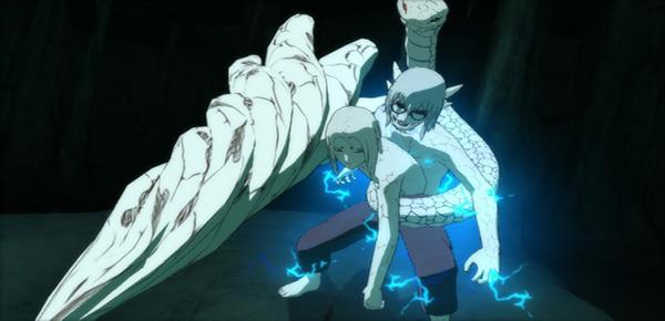 Sage Kabuto in Naruto Storm 3