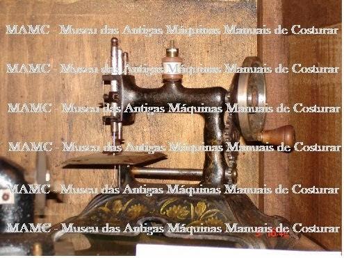 Museu de Antigas Máquinas Manuais de Costurar