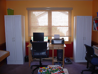 Photos of Homeschool school room #homeschool by A Slice of Homeschool Pie.com