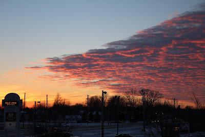 meh sunset