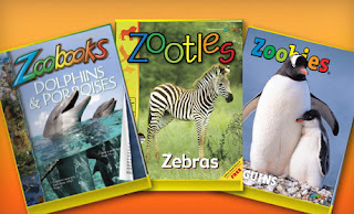 Get An Annual Subscription to Zoobooks, Zootles or Zoobies Magazine for just $10 + FREE S&H!