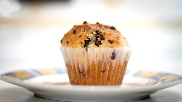 Ricetta per Muffin Americani con Gocce di Cioccolato