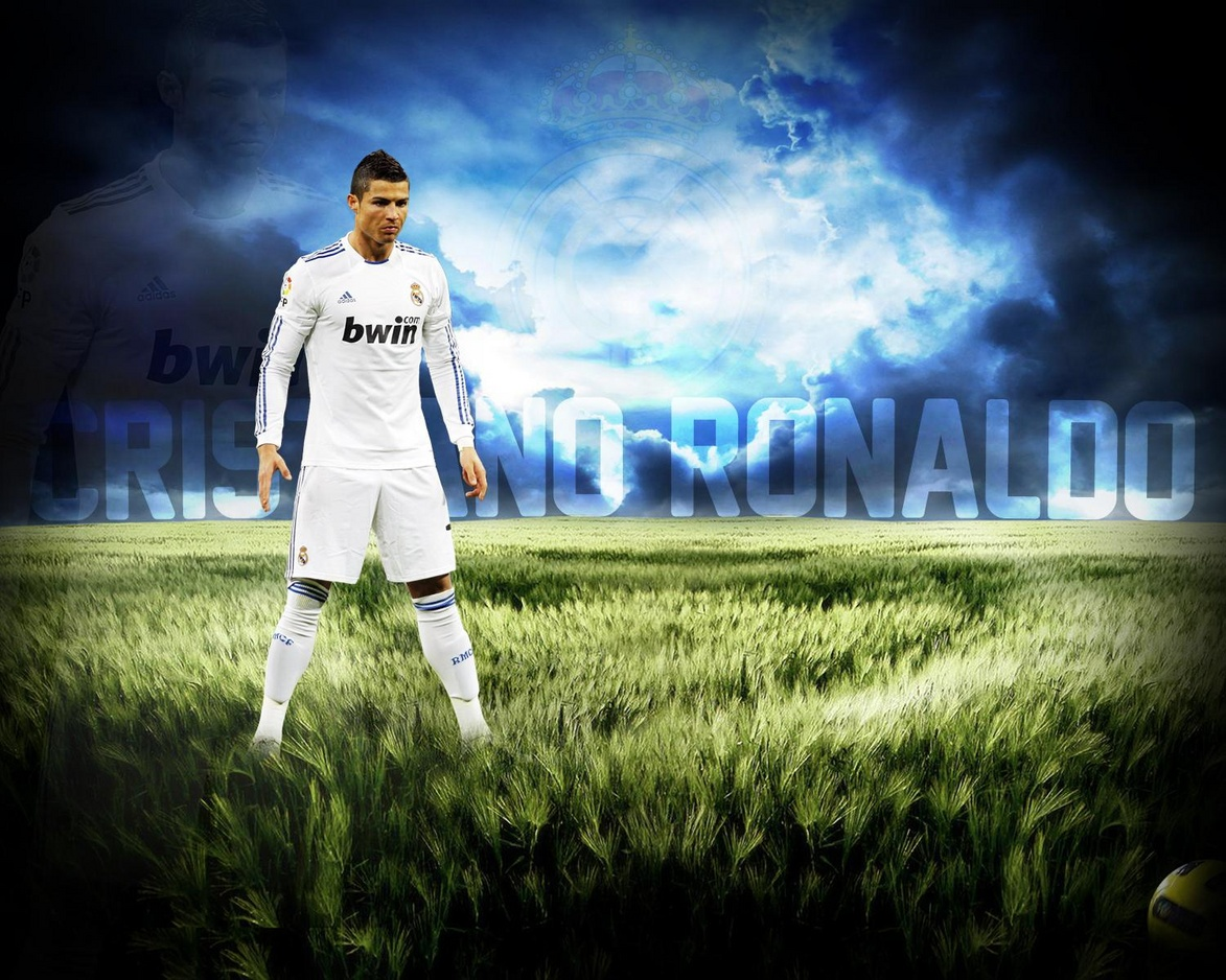 Ronaldo Wallpaper 2011  9   Barcelona FC Wallpaper 2012 For