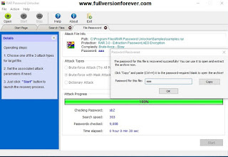 download free rar password unlocker and hacker full