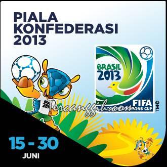 Piala Konfederasi Brazil 2013' border=