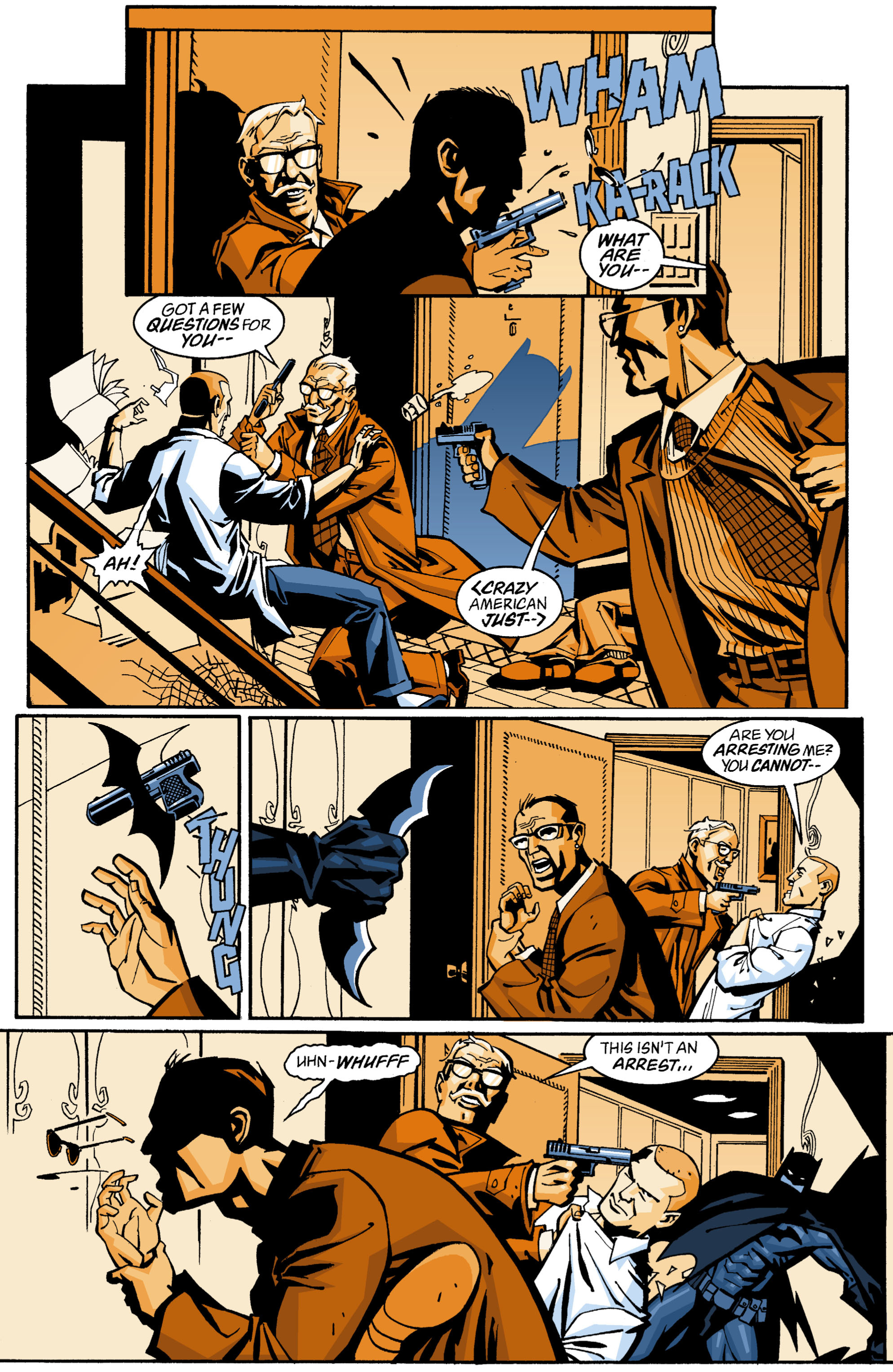 Detective Comics (1937) Issue #742 Page 16