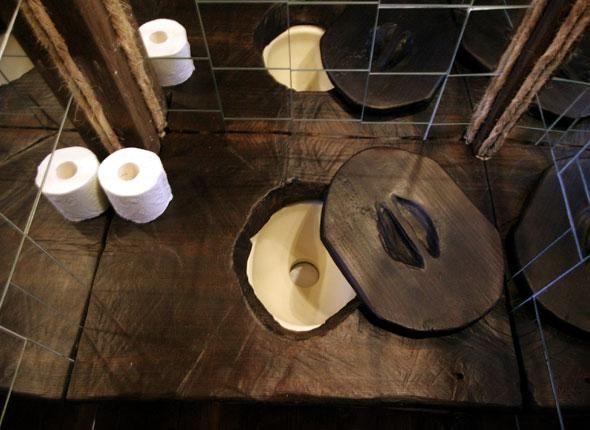 Enjoy Funny Amazing Toilets Around The World Desktop