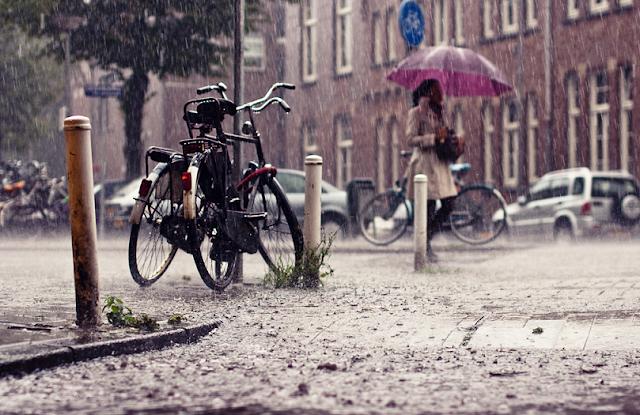 O que fazer em Amsterdã com chuva