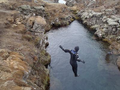 Snorkeling - Silfra, Islanda