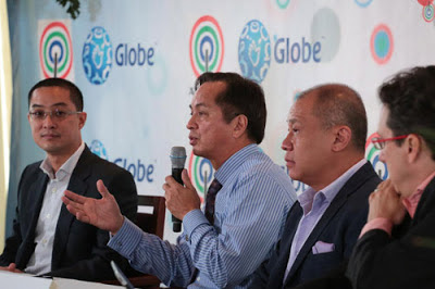ABS-CBN Mobile in partnership with Globe Telecom