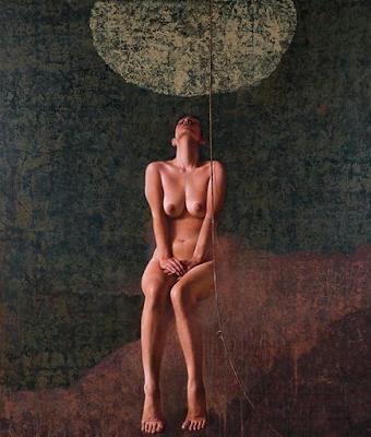 desnudo-femenino-pintura-china-li-xiaogang