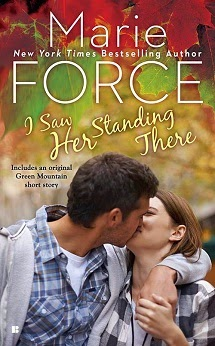 I Saw Her Standing There (Green Mountain #3)
