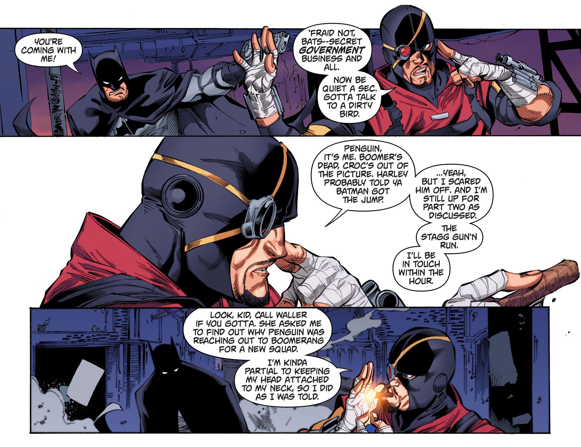Batman: Arkham Knight [I] Issue #23 #25 - English 21