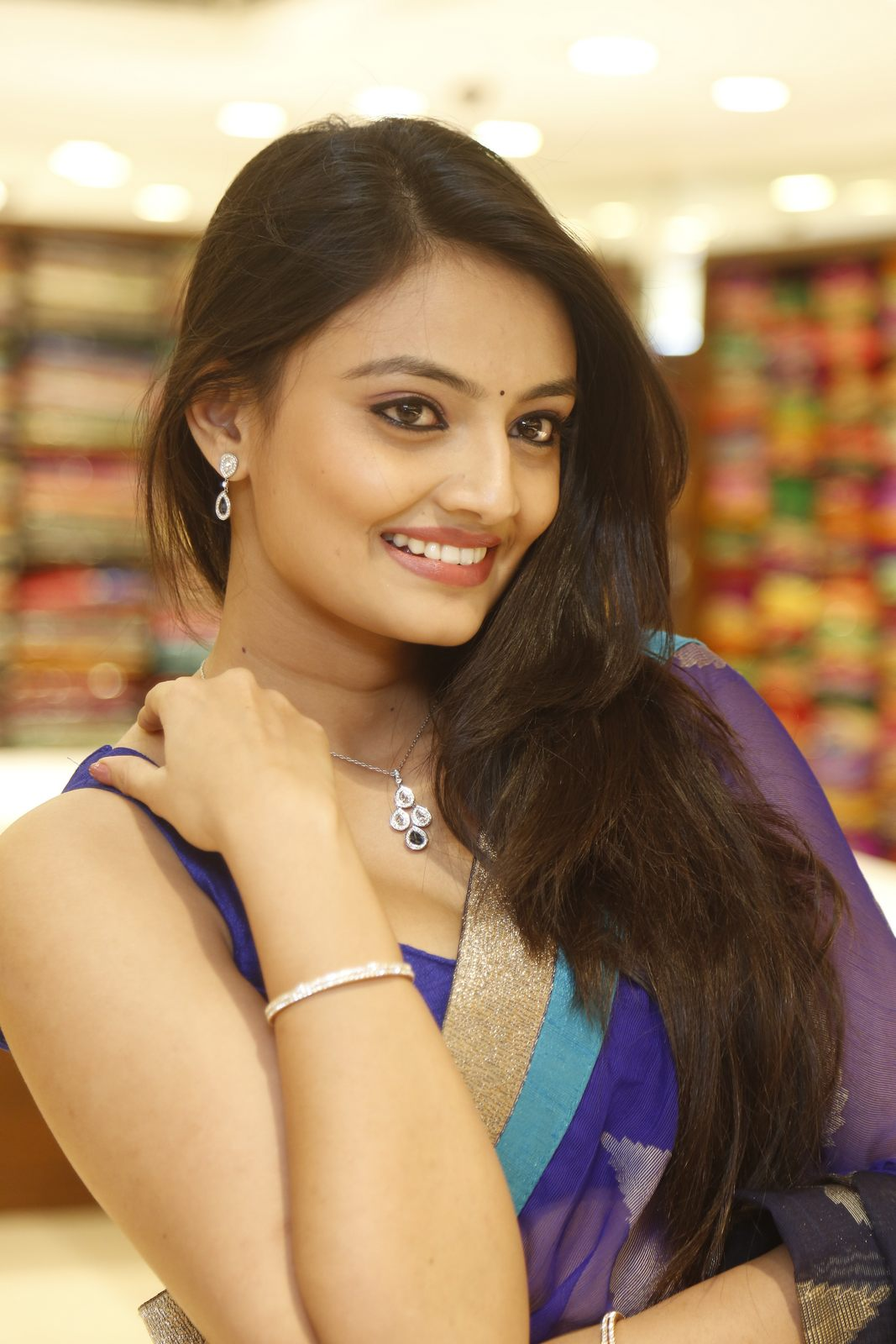 Nikita Narayan latest glam pics-HQ-Photo-11