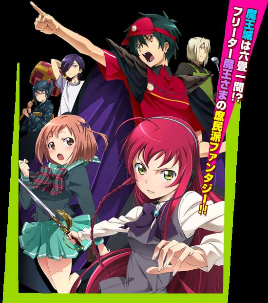 7 Karakter Anime Cowok Yang Direbutin Banyak Cewek