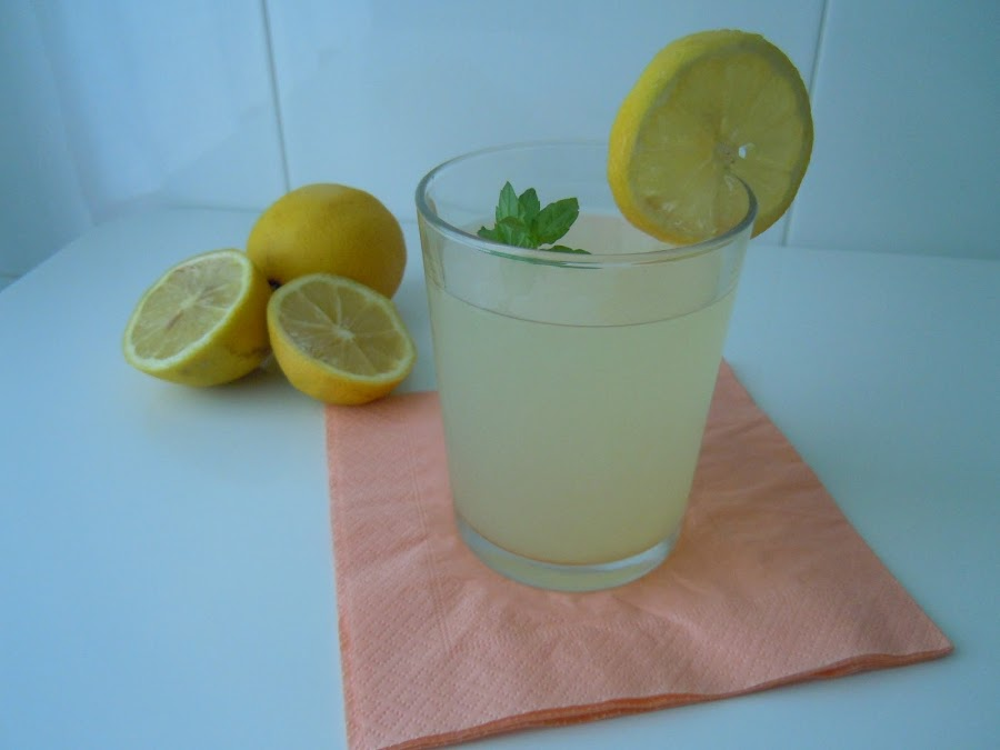 Idea refrescante: limonada casera