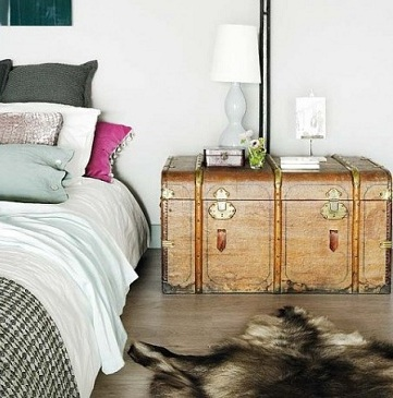 Baules antiguos decorar tu casa es - Baules baratos madera ...