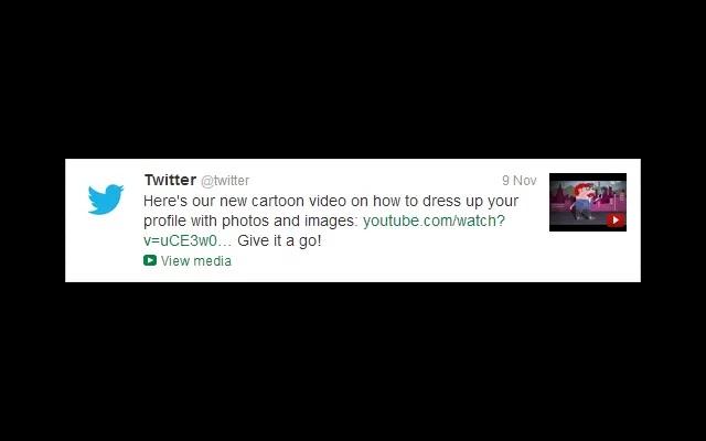 Previeweet Twitter