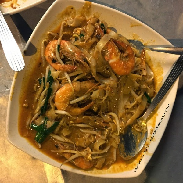 short vacation trip to Langkawi - kueh teow sedap