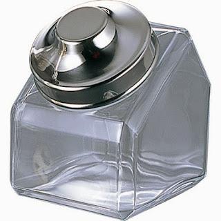 キャニスター 茶葉 入れ物 容器 ガラス