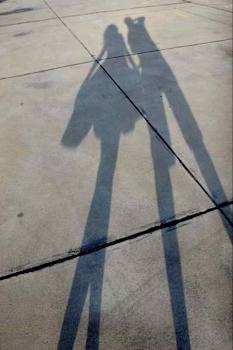 Shadowy me