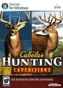 11192 Cabelas Hunting Expeditions PC Game