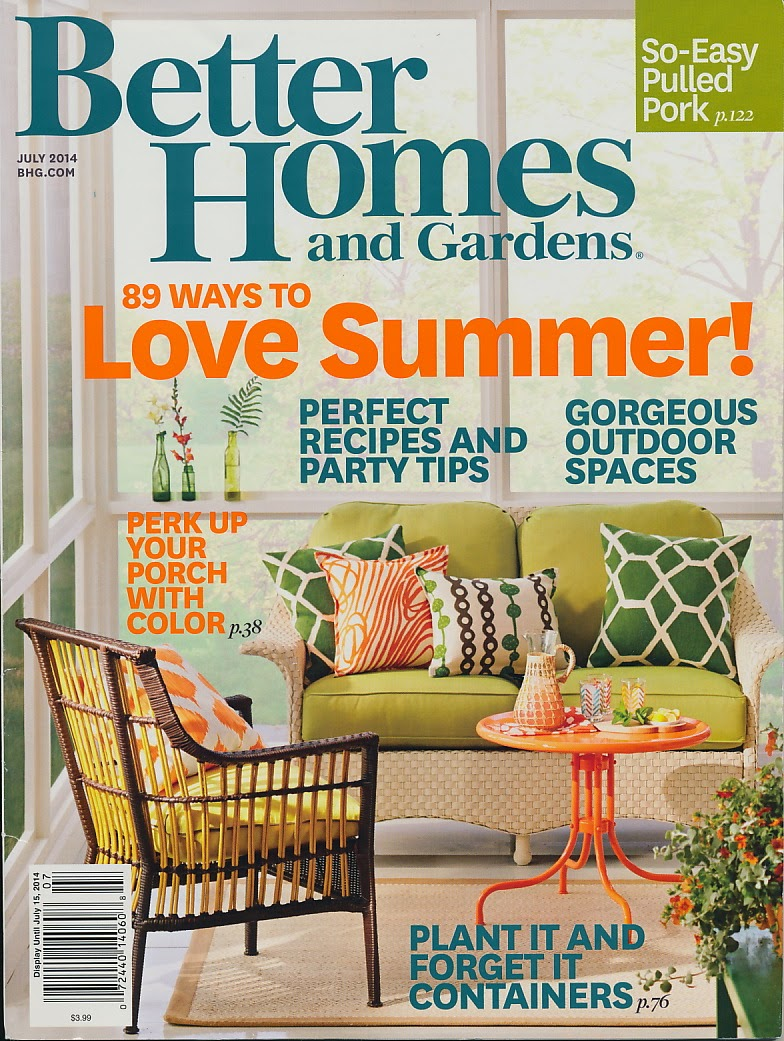 Creative Sphere Featured Better Homes And Gardens