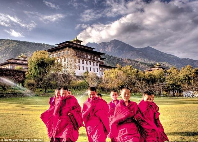 مملكة بوتان أكثر البلدان غموضاً العالم