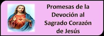 Promesas a los Devotos del Sagrado Corazon de jesus