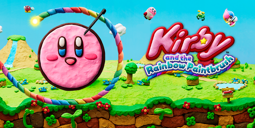 Kirby and the Rainbow Paintbrush (Wii U) Review