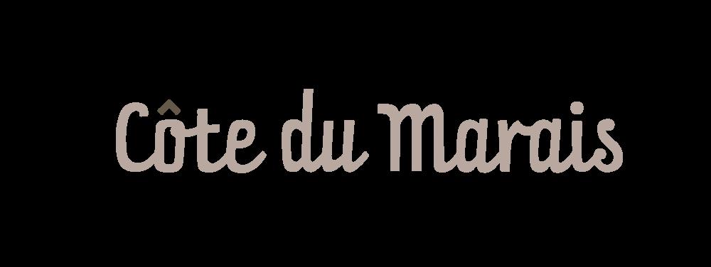 CÔTE DU MARAIS