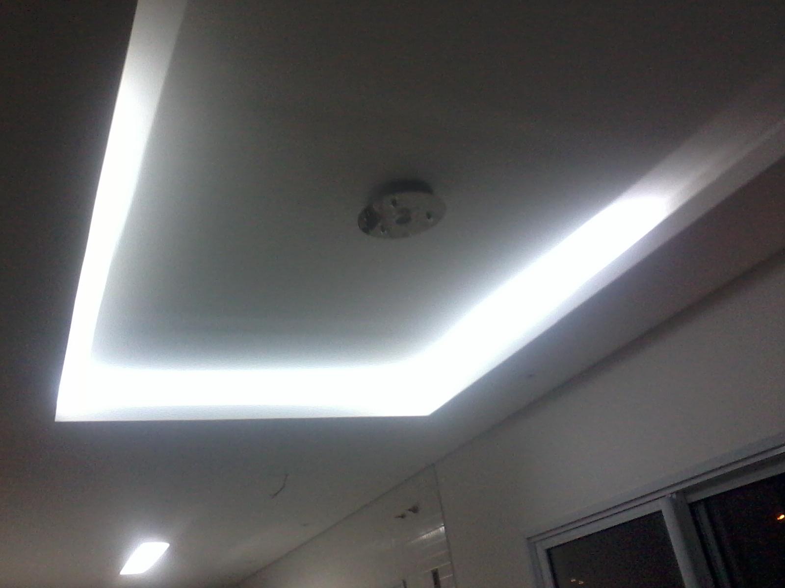 Iluminao De Led Para Sala Luzes Pendentes Led Modernas Luminria  -> Lustre Embutido Sala De Jantar