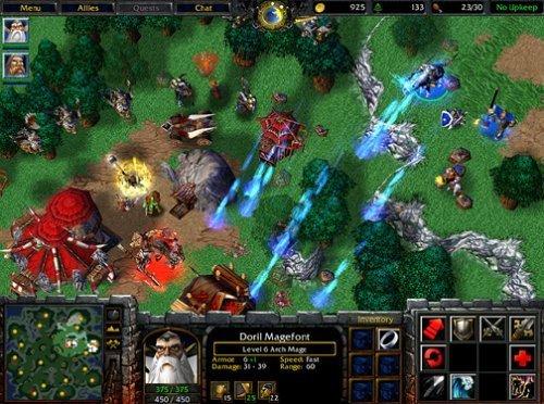Descargar Warcraft III Reign Of Chaos [Español[Un link]