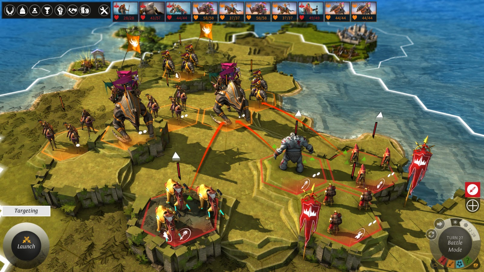 Endless Legend screenshots