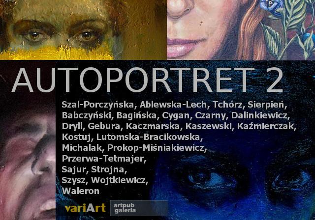 Wystawa - AUTOPORTRET