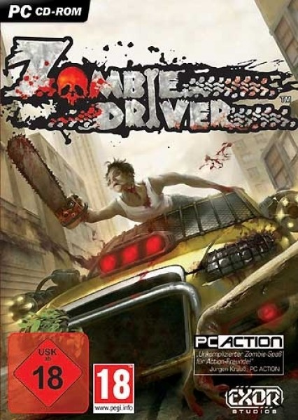 Zombie Driver HD pc