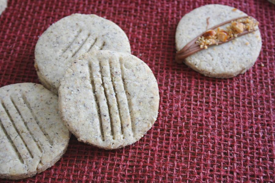 Frollini con farina di grano saraceno e riso senza for Dolci dietetici