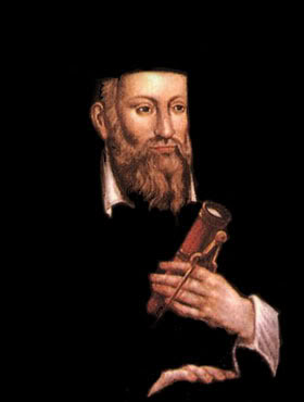 an analysis of the work by nostradamus a french born known for the predictions Nostradamus and leonardo da vinci nostradamus was born in 1503 in france while most of it does scarcely match his predictions his work is questionable.