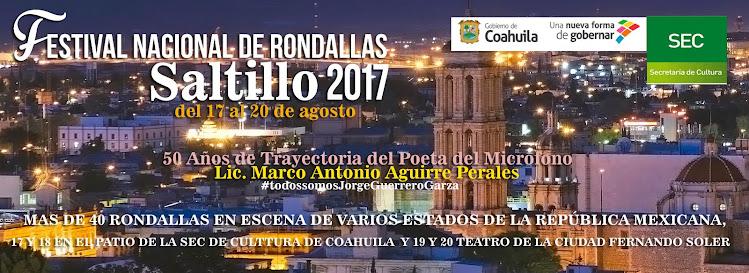 Festival Nacional de rondallas Saltillo