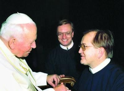 Jan Paweł II Radio Maryja JP2 Tadeusz Rydzyk Piotr Andrukiewicz poparcie Watykan Polska Bóg 2000 1994 historia