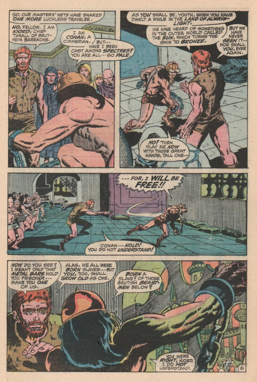 Conan the Barbarian (1970) Issue #2 #14 - English 7