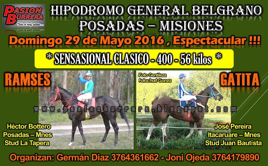 POSADAS 29 - 400