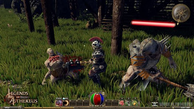 Legends of Aethereus PC Screenshot 5 Legends of Aethereus RELOADED