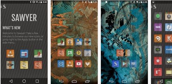 Sawyer Icon Pack Apk
