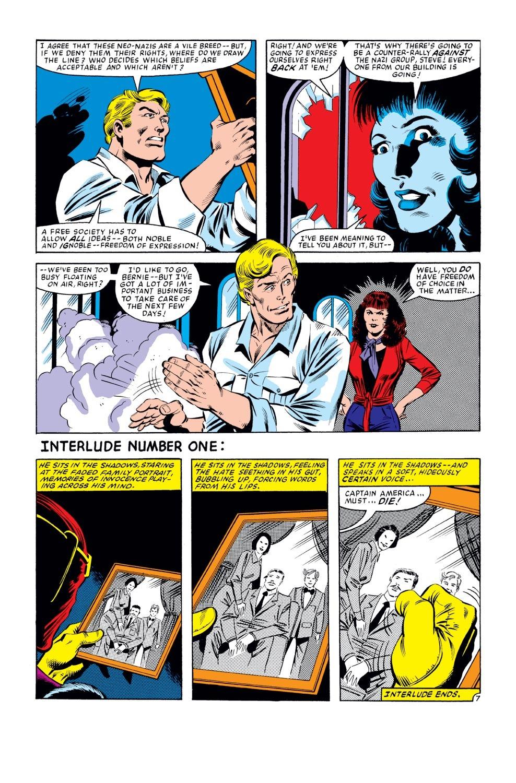 Captain America (1968) Issue #275 #191 - English 8