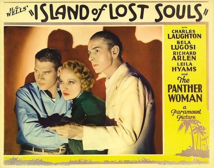 A Vintage Nerd, Vintage Blog, Old Hollywood Blog, Classic Film Blog, Island of Lost Souls