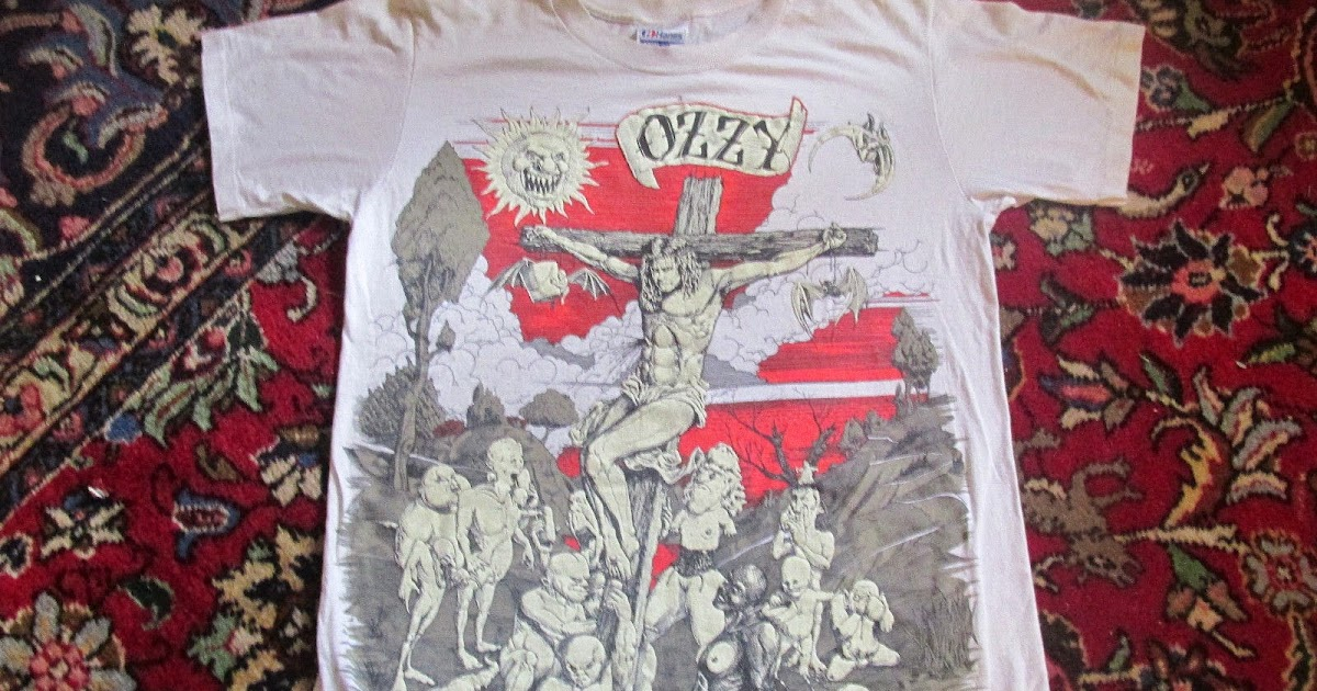 Black Sabbath T Shirt Ebay